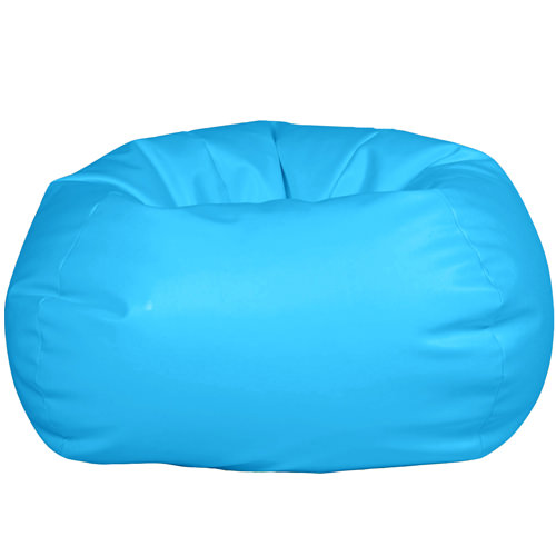 Blue Bean Bag