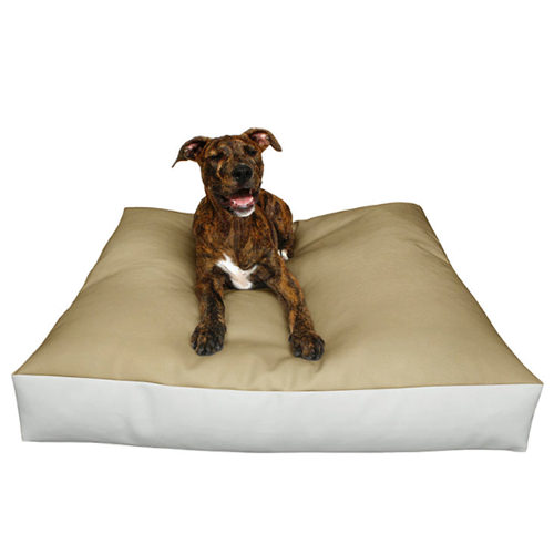 Dog Bean Bag Square Medium