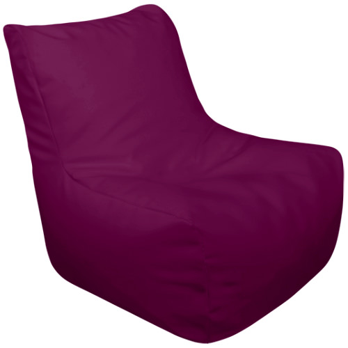 Purple Bean Bag