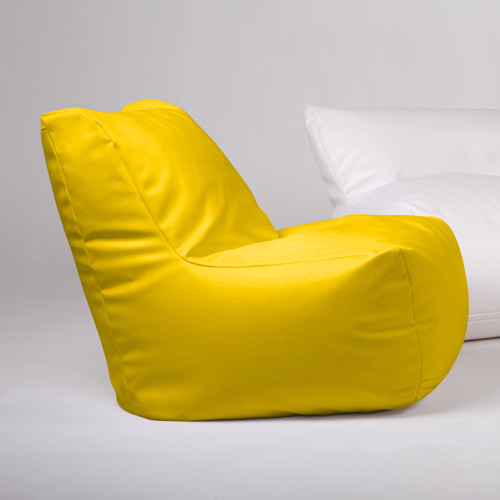 Yellow Bean Bag